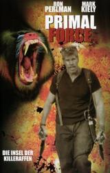 Primal Force - Insel der Affen - Poster
