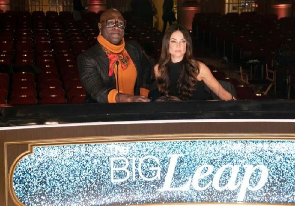 The Big Leap, The Big Leap - Staffel 1