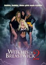 The Witches of Breastwick 2 - Poster