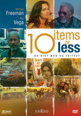 10 Items or Less - Poster