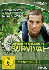 Abenteuer Survival - Poster