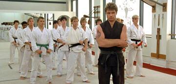 Karate Kid: John Kreese & Cobra Kai 1984