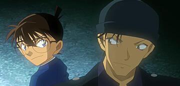Conan und Shuichi Akai