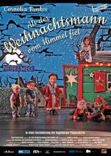 Augsburger Puppenkiste: Als der Weihnachtsmann vom Himmel fiel - Poster