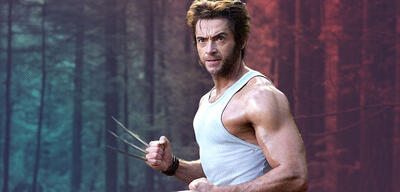 Hugh Jackman als Wolverine in X-Men - Der Film