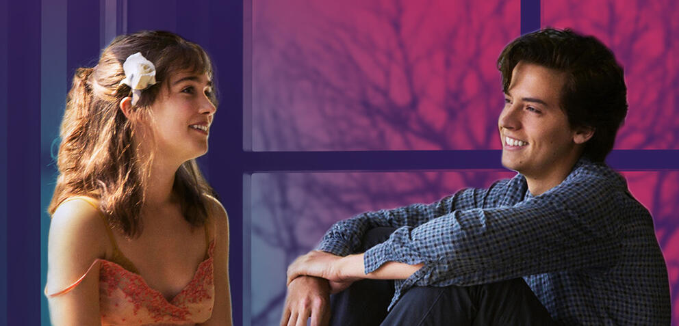 Drei Schritte zu Dir mitCole Sprouse und Haley Lu Richardson