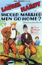 Dick und Doof spielen Golf - Poster