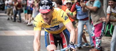 Ben Foster als Lance Armstrong