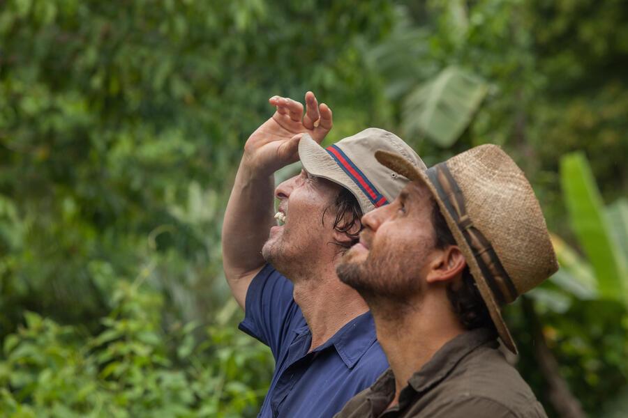 Gold mit Matthew McConaughey und Édgar Ramírez
