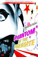 Phantom of the Paradise - Poster