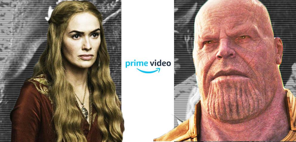 Game of Thrones und Thanos