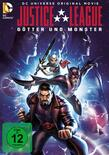Justice league gods and monsters poster