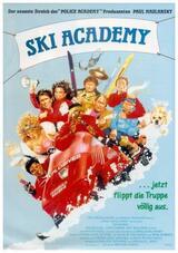 Ski Academy - Poster