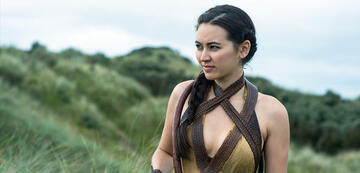 Jessica Henwick in Game of Thrones
