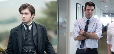 Daniel Radcliffe und Zachary Quinto