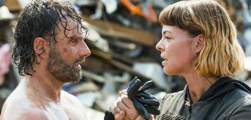 Bild zu:  Rick und Jadis inThe Walking Dead
