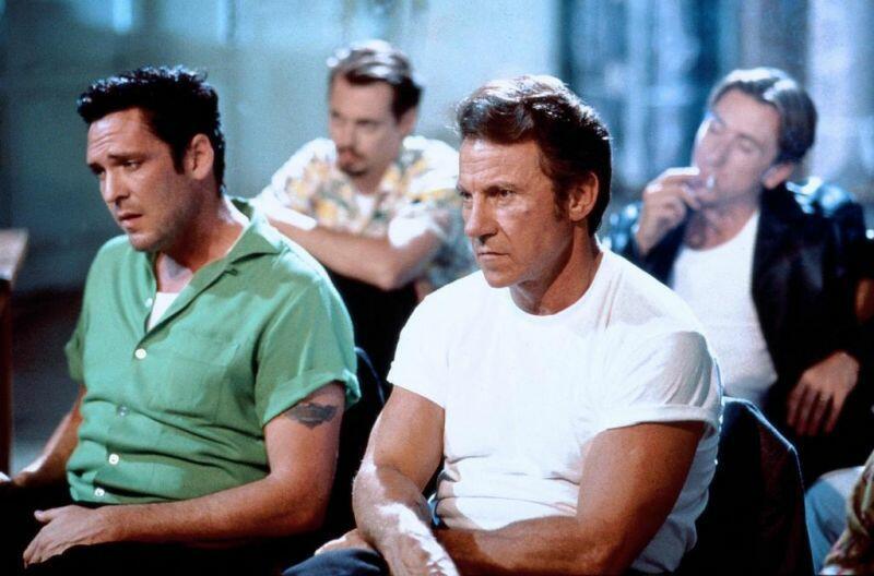 Reservoir Dogs mit Harvey Keitel