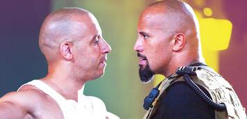 Bild zu:  Vin Diesel und Dwayne Johnson