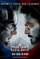 The First Avenger: Civil War Poster