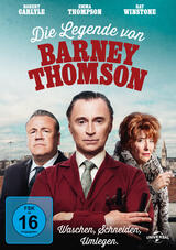 Die Legende von Barney Thomson - Poster