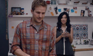 The Light of the Moon mit Stephanie Beatriz und Michael Stahl-David - Bild 2