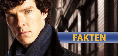 Sherlock Fakten