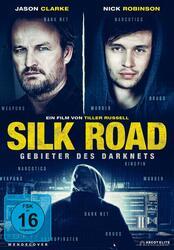 Silk Road - Gebieter des Darknets Poster