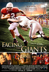 Facing The Giants - Poster