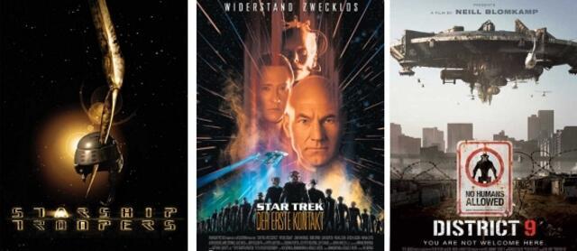 die besten sci fi filme