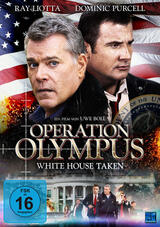 Operation Olympus - White House Taken - Poster