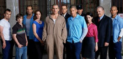 Der Cast von Prison Break