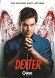 Dexter season 6 2011 front cover 58026