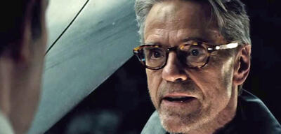 Jeremy Irons in Batman v Superman: Dawn of Justice