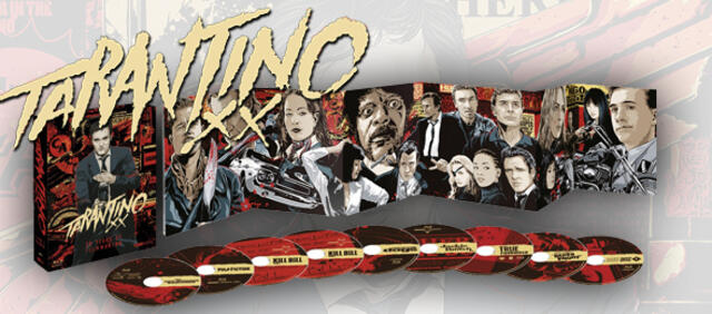 Tarantino XX - Gewinne die unglaubliche Filmbox