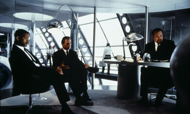 Men in Black mit Will Smith und Tommy Lee Jones - Bild 8