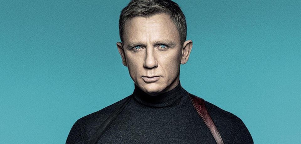 Daniel Craig als James Bond in Spectre
