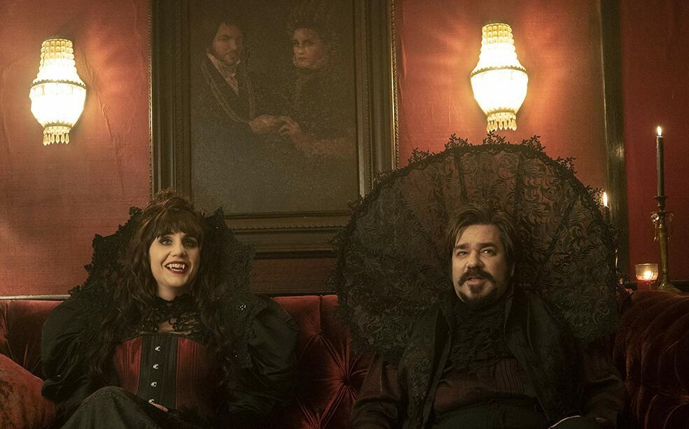 What We Do in the Shadows, What We Do in the Shadows - Staffel 1 mit Natasia Demetriou