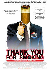 Thank You for Smoking - Poster