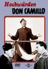 Hochwürden Don Camillo - Poster