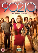 90210 - Staffel 4 - Poster