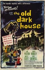 Das alte finstere Haus - Poster