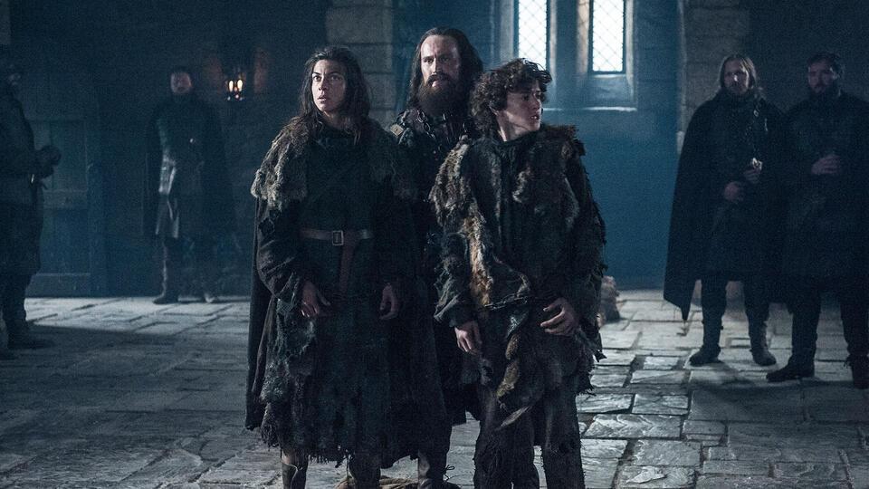 Game of Thrones - Staffel 6 mit Natalia Tena und Art Parkinson