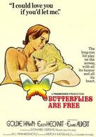 Schmetterlinge sind frei