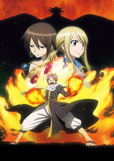 Fairy Tail: The Phoenix Priestess