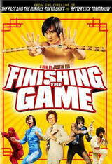 Finishing the Game: The Search for a New Bruce Lee - Poster
