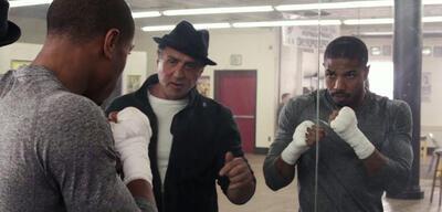 Rocky und Adonis Johnson