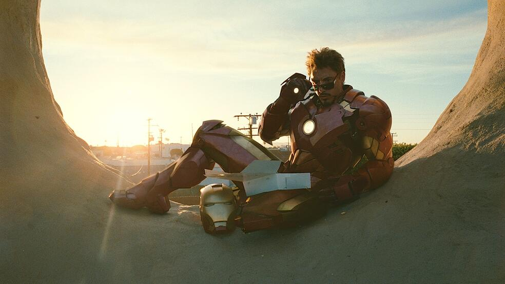 Iron Man 2 mit Robert Downey Jr.