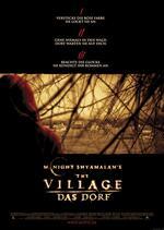 The Village - Das Dorf Poster