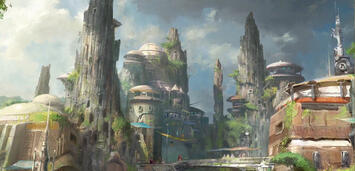 Bild zu:  Star Wars Land