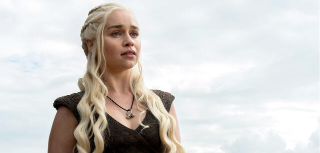 Game Of Thrones So Reagierte Emilia Clarke Auf Ihre Finale Daenerys